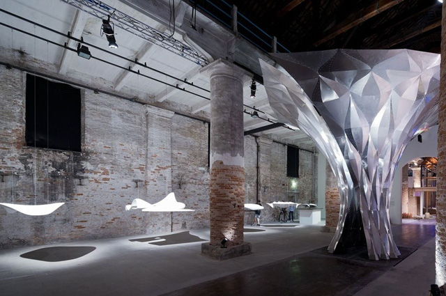 Tosetto a venezia per la biennale arte 2017 tosetto for Apertura biennale arte 2017